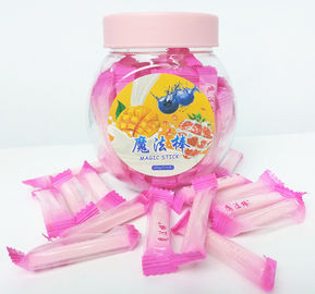 Pink Magic Stick Sehat Hard Candy, 4g Strawberry Hard Candy